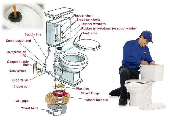 comment déboucher toilette bouchée