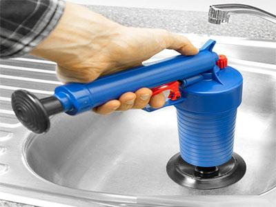 plombier debouche canalisation évier en debouchage haute pression